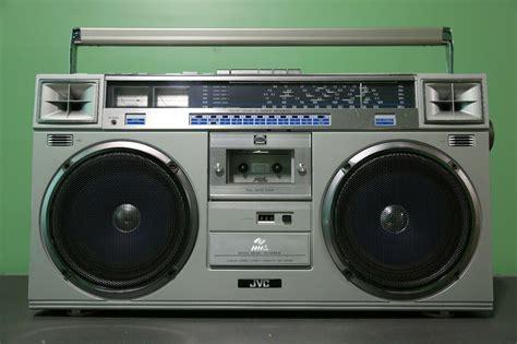 Jvc Rc-m70jw Boombox Ghetto Blaster (beatboxpros.com)