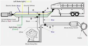 Trailer Breakaway Switch Wiring Diagram  U2013 Moesappaloosas Com