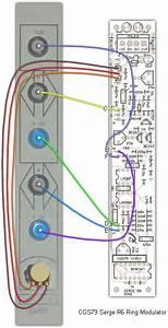Cgs Serge Ring Modulator