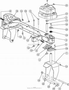 Mtd 17arcbds099  247 204000   Zs6500   2016  Parts Diagram For Front Axle