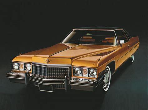 1971-76 Cadillac De Ville