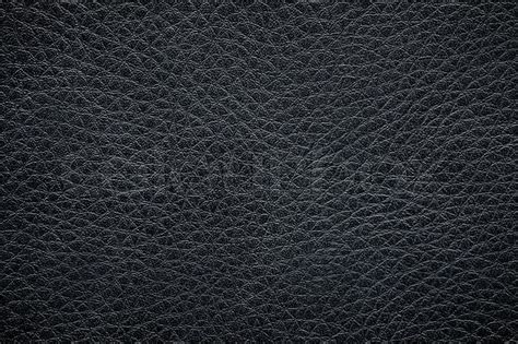 Black Leather Background Black Leather Texture For Background Stock Photo Colourbox