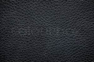 Black leather texture for background | Stock Photo | Colourbox