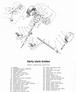 International Harvester Bradford Built Tractor Brakes