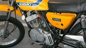 1973 Suzuki Ts185 Sierra