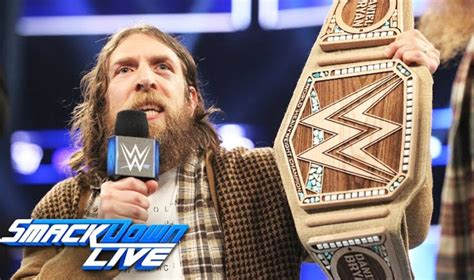vegan villain daniel bryan dumps leather wwe championship