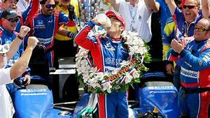 Watch: Japanese broadcasters' call of Takuma Sato's Indy ...