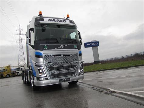 volvo kamioni fh16 750 perjanica volvo trucks a za tvrtku sajko hr