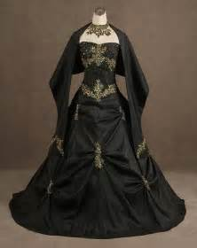 black gowns for wedding black wedding dress wedding decoration ideas