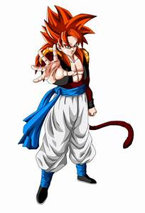 Image - Super Saiyan 4 Gogeta.png - Dragon Ball Wiki