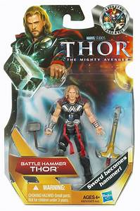 Toy Fair 2011  Official Images For Thor Figures And Role