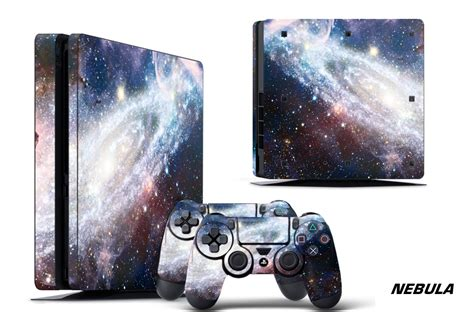 sony ps slim playstation  slim console skin