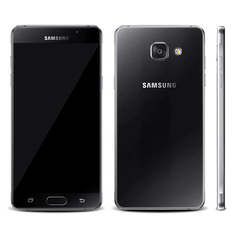 black accent samsung galaxy a3 2016 skins and wraps xtremeskins