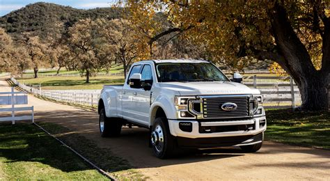 Ford Trucks 2020 by New 7 3l V8 Added To 2020 Ford F Series Duty Lineup