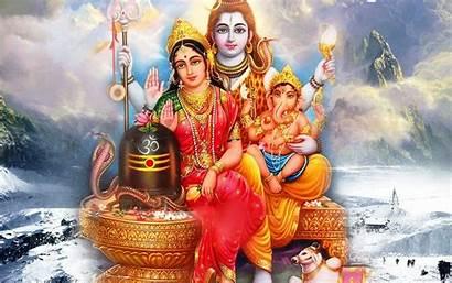 Wallpapers Holy Shiv Ganesh God Pavati