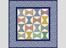 Help with spool quilt pattern