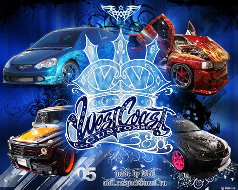 west coast customs cars wallpapers www imgkid com the