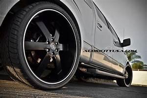 28 U0026quot  U2 Wheels 55 Black Rims  Ut007