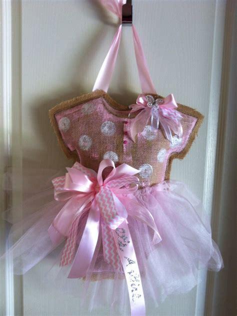 baby door hanger bunny for easter burlap door hanger 25 00 via etsy