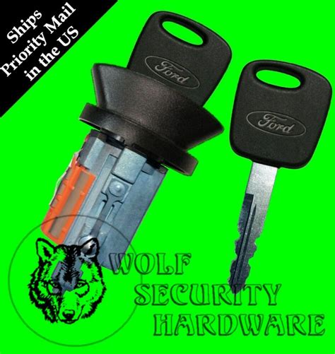 ford f150 99 03 others ignition key switch lock cylinder tumbler 2 pats ebay