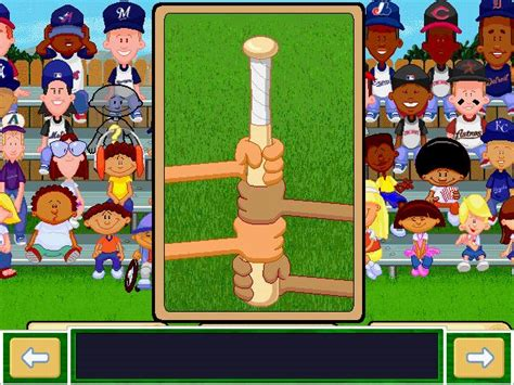 Backyard Baseball 2001 Download Full Version
