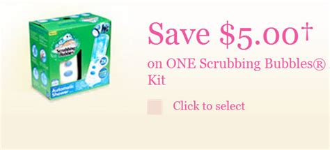 Dow Chemical Bathroom Cleaner by Scrubbing Bubbles Printable Coupons November 2014