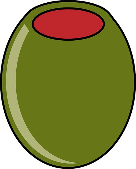 martini olive clipart free pictures martini 23 images found