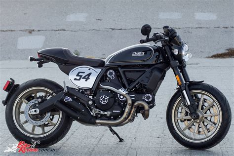 Review Ducati Scrambler Cafe Racer by 2017 Ducati Scrambler Cafe Racer Bike Review