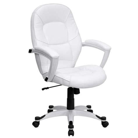 white office desk chair white desk chair office furniture