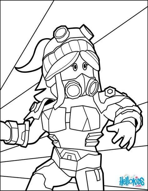 roblox coloring pages kidsuki