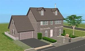 Mod The Sims - Simple Way 11 - Cute family home with cc