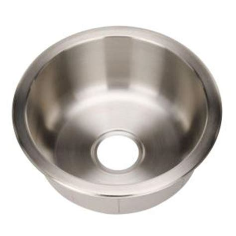 houzer sinks home depot houzer hospitality series drop in stainless steel 18 in