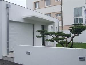 Porche Entrée Maison : projet architecture restructuration maison royan archi rama ~ Premium-room.com Idées de Décoration