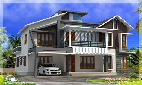 2 modern house plans 2 modern house designs modern contemporary house
