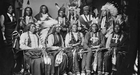 photographs  red cloud  braves