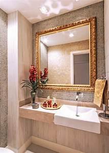 1001 Ides Pour Un Miroir Salle De Bain Lumineux Les