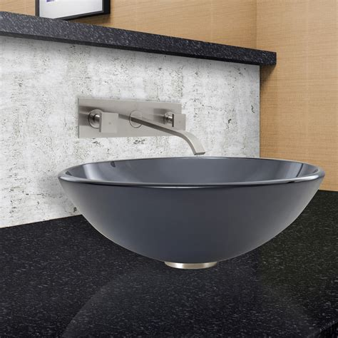 New Faucets For Vessel Sinks — The Homy Design