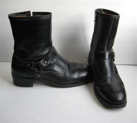 vintage motocross boots for vintage motorcycle boots 28 images vintage motorcycle