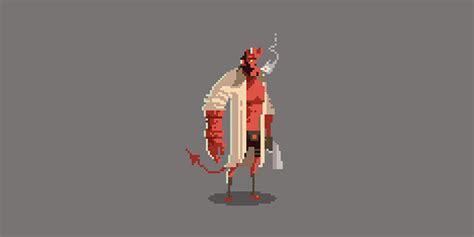 impressive css pixel arts web graphic design bashooka