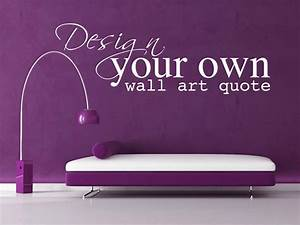 design your own wall decor stickers create your own wall With create your own wall decal ideas