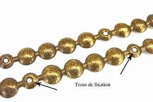 Clous De Tapissier : bandes de faux clous fixation par clous nos produits ~ Edinachiropracticcenter.com Idées de Décoration