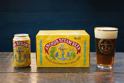 Steam Anchor Company Brewing Cans