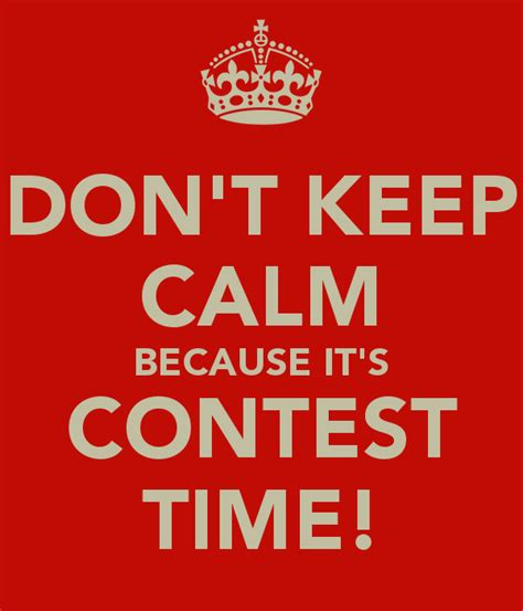 IT'S A CONTEST TIME! SHARE & WIN IN MAY.