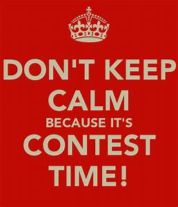 IT'S A CONTEST TIME! SHARE & WIN IN MAY