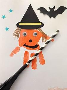 Bricolage Halloween Adulte : bricolage halloween 2 ans ~ Melissatoandfro.com Idées de Décoration