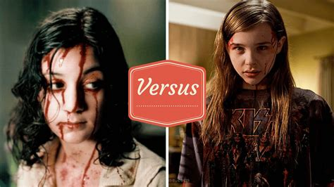 The Right For Me by Let The Right One In Vs Let Me In Drive In Zeppelin