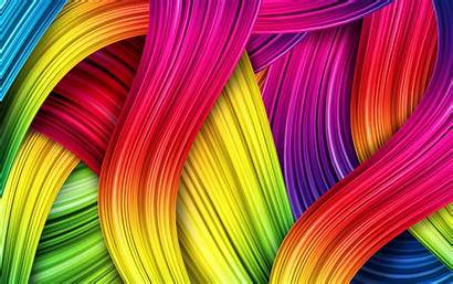 Abstract Colorful Lines Line Paintings Pattern Cool