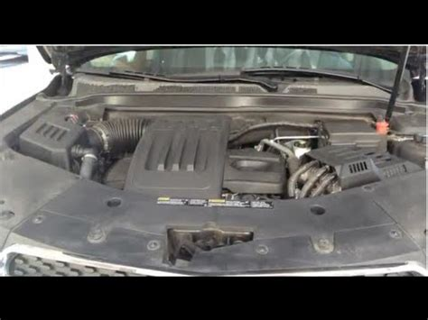 diy   install engine air filter   chevy