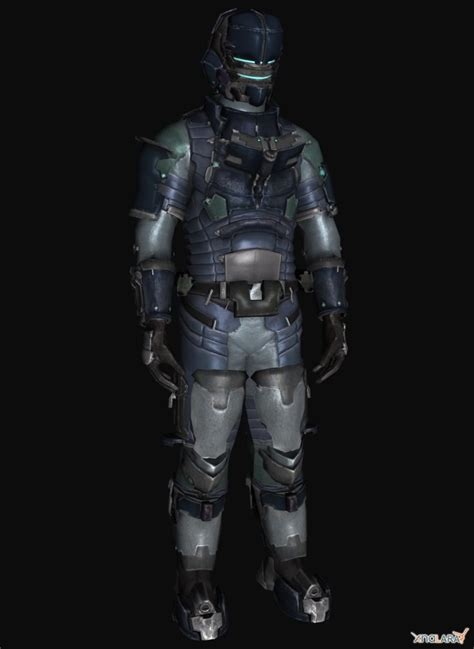 Security Suit Dead Space Wiki Fandom Powered By Wikia