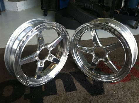 weld alumastar front wheels  lstech camaro
